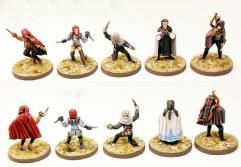 Elf Assassins