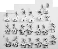 Crystal Elf Cavalry Multitude Box Set