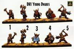 Dwarf - Young Bloods
