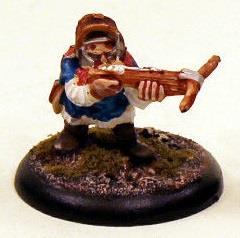 Dwarf Firing Crossbow