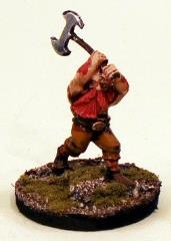 Dwarf Berserker w/Axe