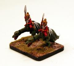 Orcs on Young Dragon