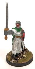 Knight in Chainmail w/Sword & Shield
