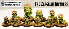 Zarglian Invaders - Value Set