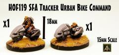 Tracker Urban Bike Command
