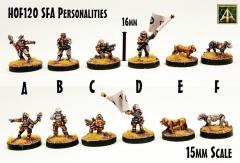 SFA Personalities