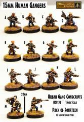 Urban Gang Conscripts