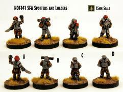 SFA Spotters & Loaders