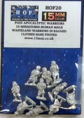 Post-Apocalyptic Warriors #2