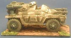 Assault Squad Carrier