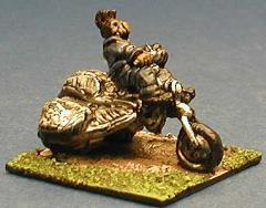 Trator Trike