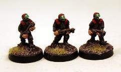 Shotgun Troopers