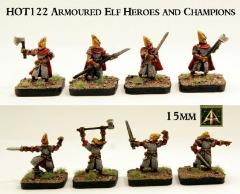 Armored Elf Heroes & Champions