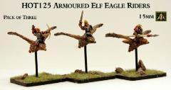 Armored Elf Eagle Riders