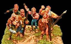 Celtic Warriors - Assorted