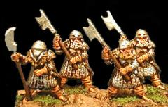 Dwarves w/Polearms