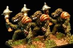 Greater Lizardmen w/Maces