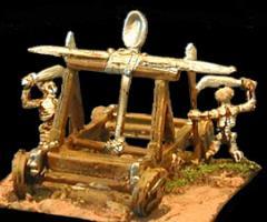 Catapult w/Crew