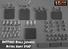 Noble Japanese Mythic Army Pack