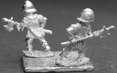 German Medium Infantry Halberd