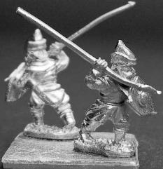 Hussite Wagon Soldier