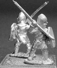 Hussite Light Infantry Spearman