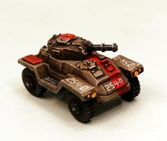 Red Adder Combat Car