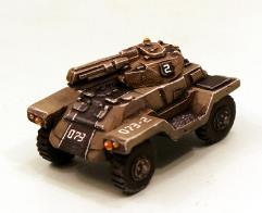 Black Adder Combat Car