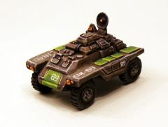Green Adder Control Car