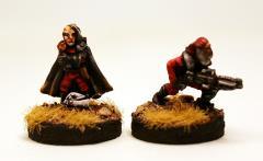 Legion - Styx, Legate Vanya