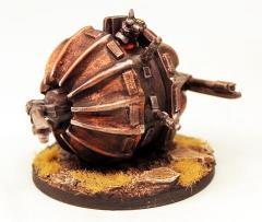 Espaten Portable Weapon Platform - Valerin Laser Cannon