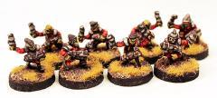 Malig - 3rd Tesseran, Grenadiers