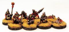 Malig - 4th Tesseran, Command