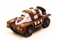 Hazelwurm Mk. II Patrol Car