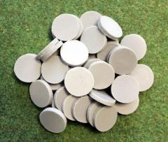 20mm Round Bases