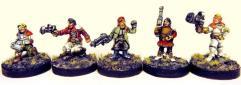 Precinct Adventurers