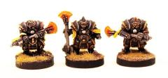 Xin Warrior Monks