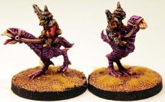 Skrak Terror Bird Cavalry