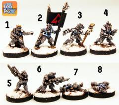 Beotan 4th Tesseran - Command