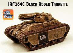 Black Adder Combat Tankette