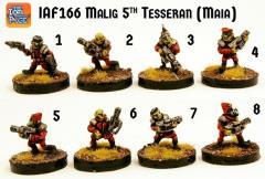 Malig 5th Tesseran - Maia MPI