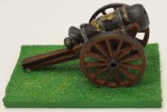 Landwehr Artillery Bombard