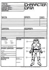 Record Sheets (50)