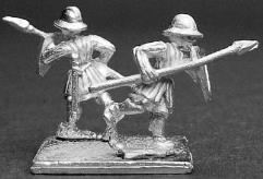 Heavy Infantry Spearman