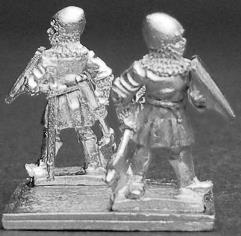 Heavy Infantry Axeman #1