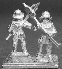 Swiss Medium Infantry Halberd