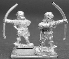 Heavy Longbowman - 15th Century