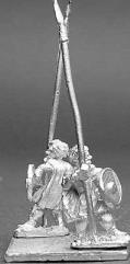 Welsh Long Spear & Shield