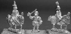 Commanders & Foot Sergeant