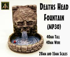 Death's Head Fountain